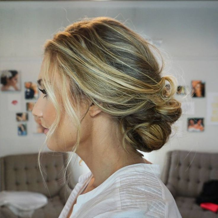 Loose Updo - Brazilianhaironsale.com Hair Blog