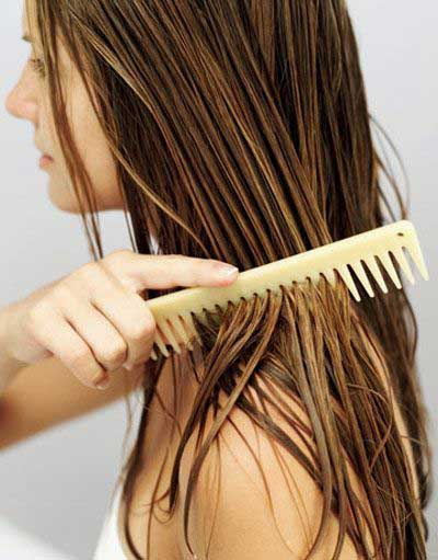 Detangling and Combing