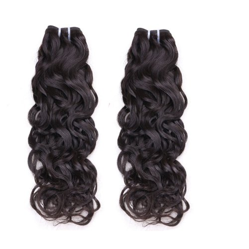 8A 2 Bundles Brazilian Natural Wave Virgin Human Remy Hair Weave