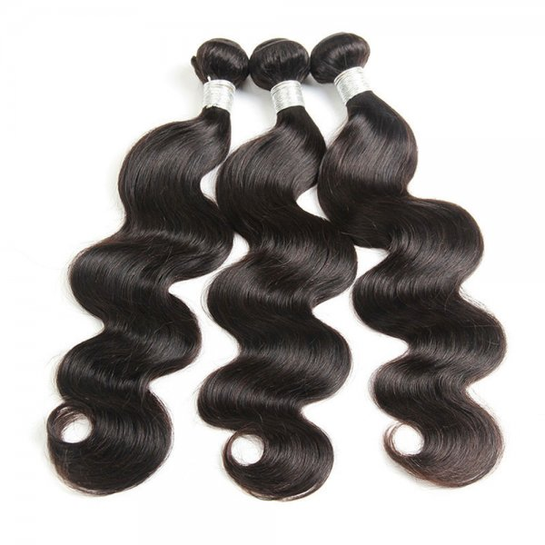 8A 1 Bundle Brazilian Body Wave Virgin Human Remy Hair Weave
