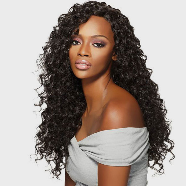 Brazilian Deep Curly Hair Bundles