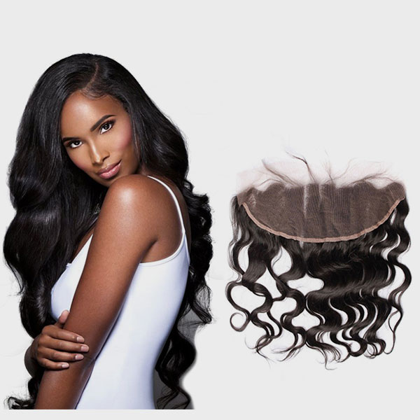 Brazilian Hair Bundles With 13x4 Lace Frontal Closure